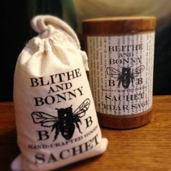 Blithe And Bonny Cedar Sage Sachets