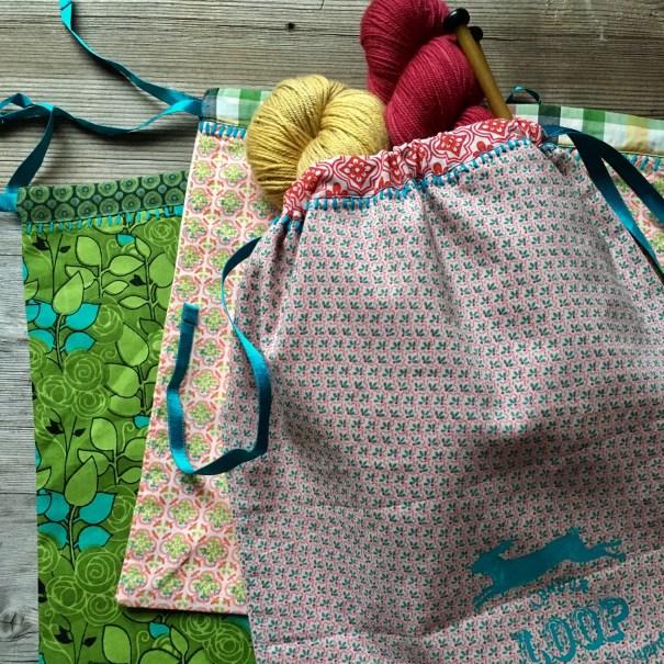 Loop Project bags at Loop London