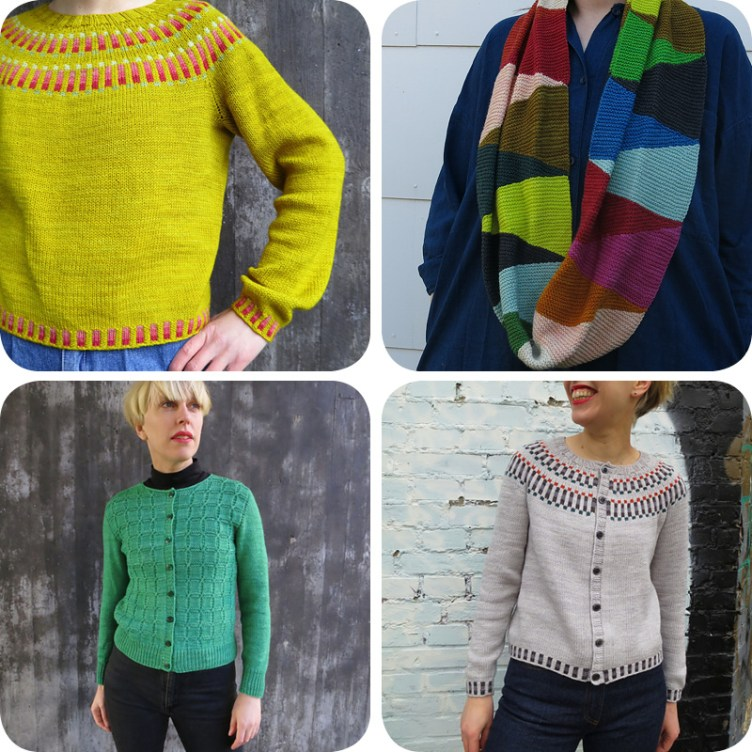 dandelion yarn patterns from Loop London
