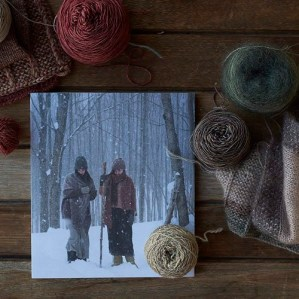 Knits about Winter at Loop London
