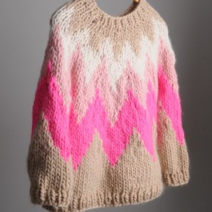 Zigzag Jumper at Loop London