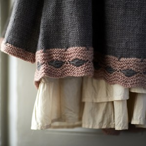 BOWLAND Mabel's Sister Cardigan at Loop London