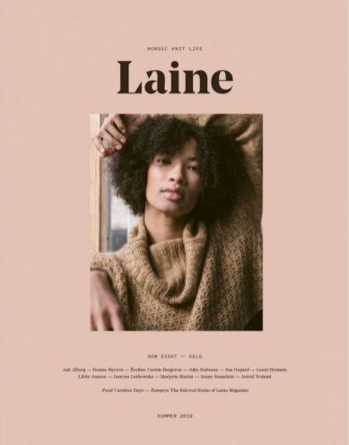 Laine Magazine issue 8 at Loop London