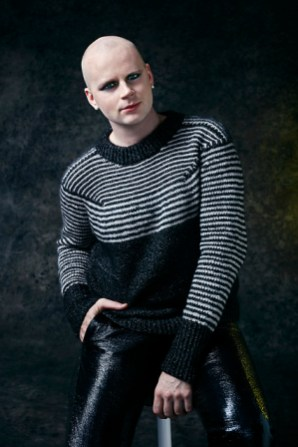 Night Nook Sweater by Stephen West (westknits)