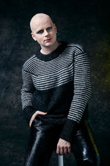 Night Nook Sweater by Stephen West (westknits)