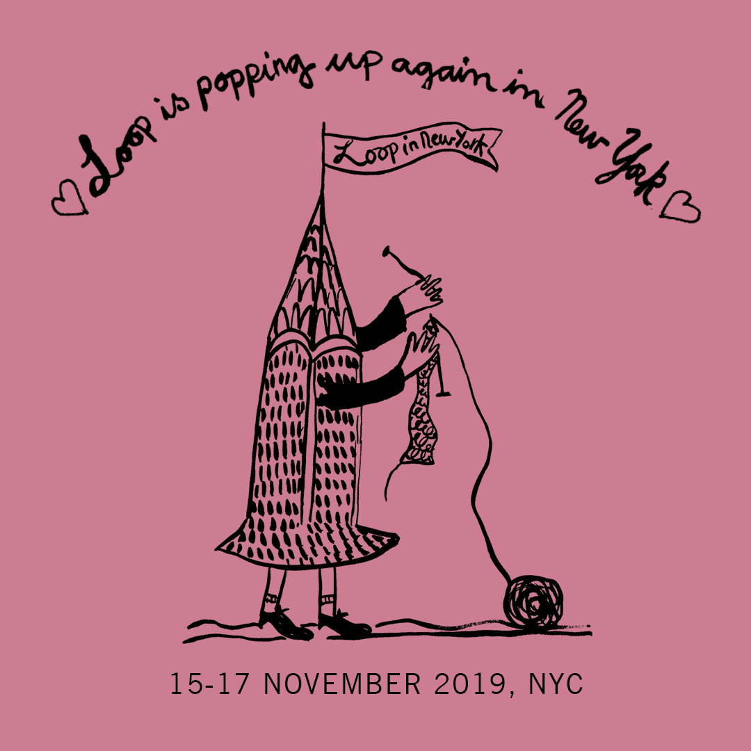 Loop in NYC – pop-up shop and events!