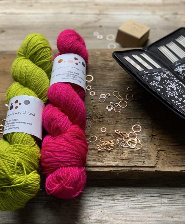 The Uncommon Thread Tough Sock at Loop London