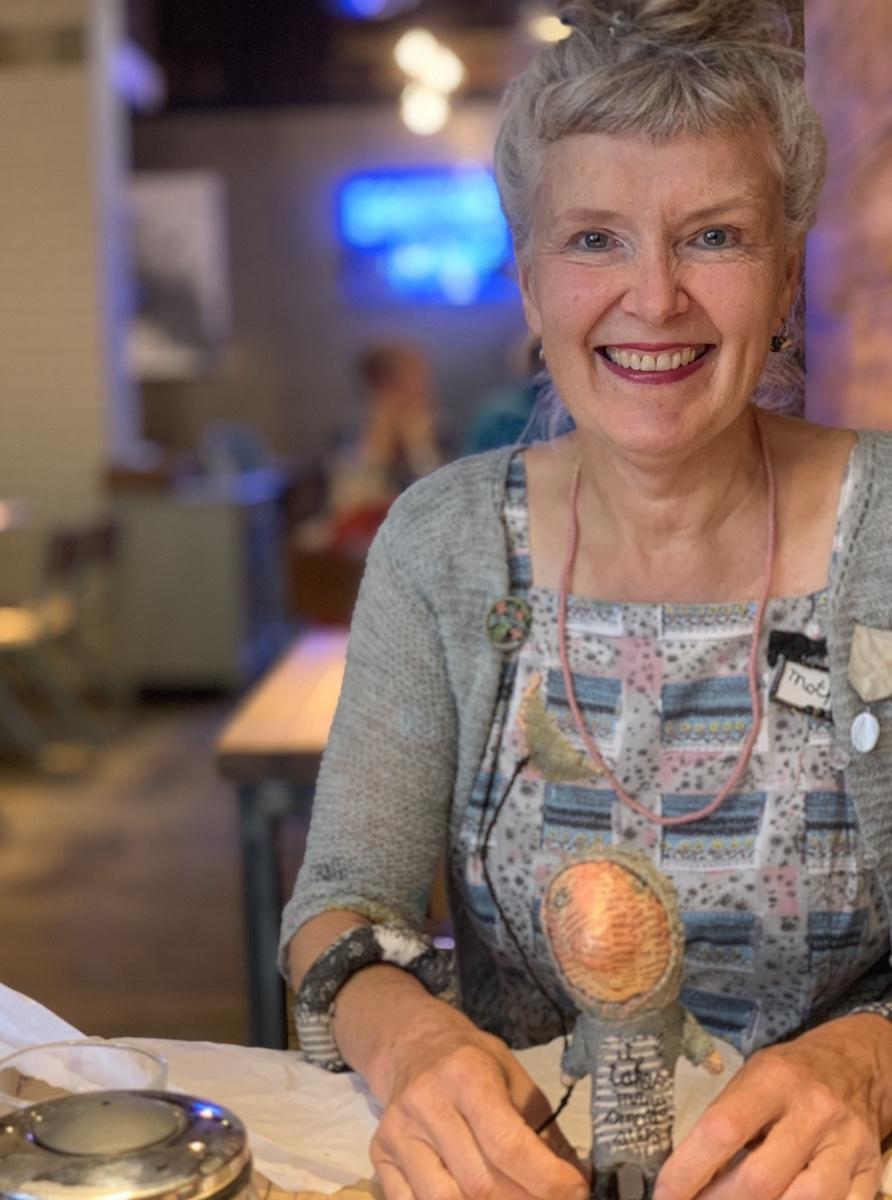 Meet the Maker: Julie Arkell