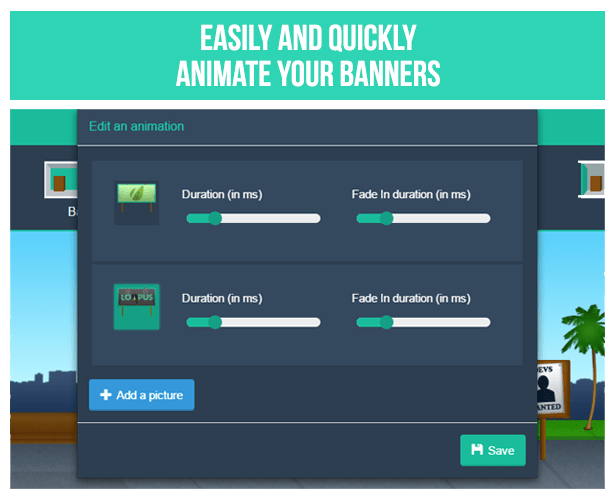 WP Creative Banners Builder 2