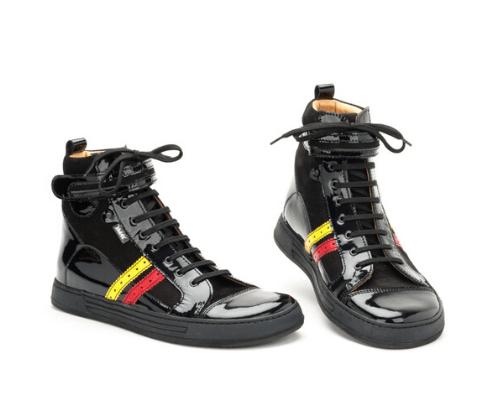 Semi- orthopedische schoenen