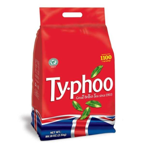 Typhoo Tea Bags - 1100 Bag