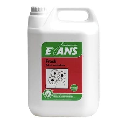 Evans - FRESH Air Freshener Liquid - 5 litre