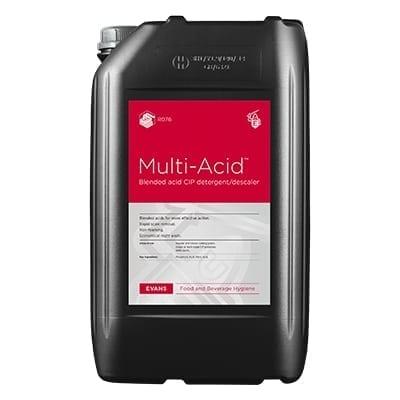 Evans - MULTI ACID - 25 litre