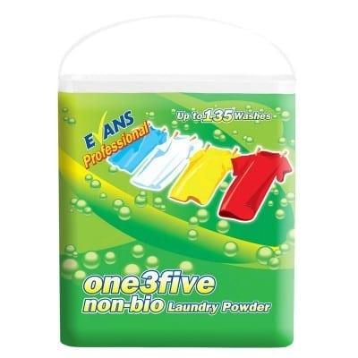 Evans - One3five NON BIO Laundry Powder - 10kg