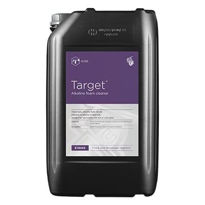 Evans - TARGET Foaming Detergent - 25 litre