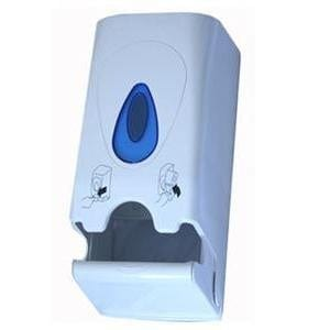 Dispenser - Modular Conventional Toilet Roll Twin in Plastic-0