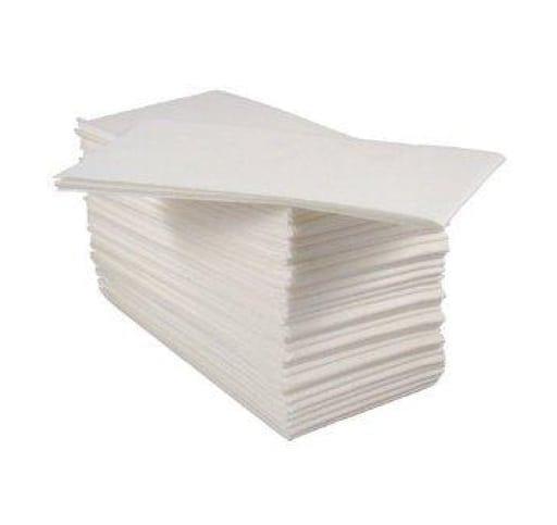 Napkins 40cm 8 Fold White 2ply