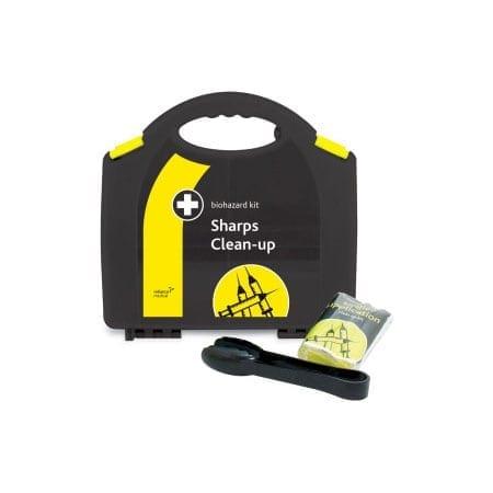 5 Application Sharps Clean-Up Kit