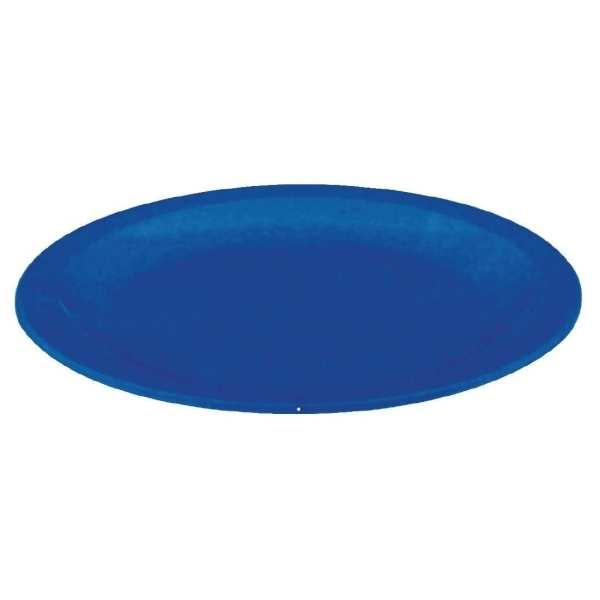 "Kristallon Polycarbonate Plate Blue - 172mm 6 3/4"" (Box 12)-0"