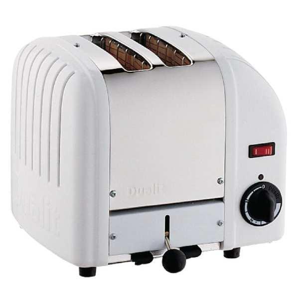 Dualit Vario Toaster 2 Slots White-0