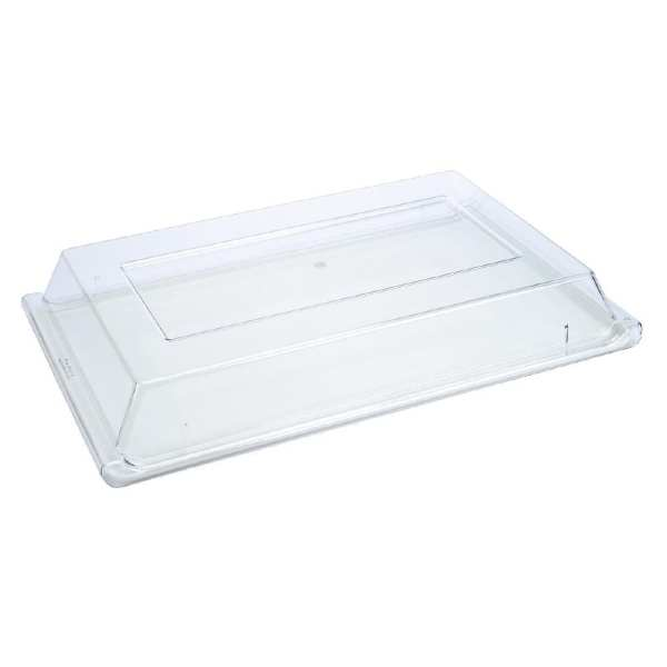 Alchemy Buffet Tray Cover Rectangular PC - 530x325mm for Y854 (Box 2)-0