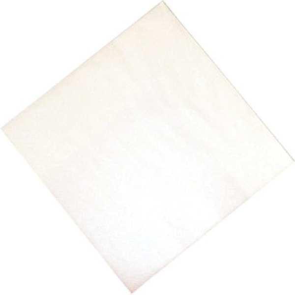 Fasana Professional Tissue Napkin White - 400x400mm 3 ply 1/4 fold (Box 1000)-0