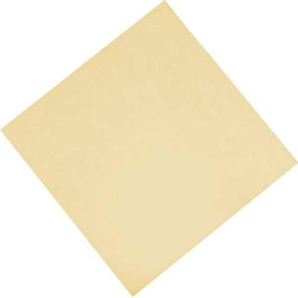 Fasana Professional Tissue Napkin Creme - 400x400mm 3 ply 1/4 fold (Box 1000)-0