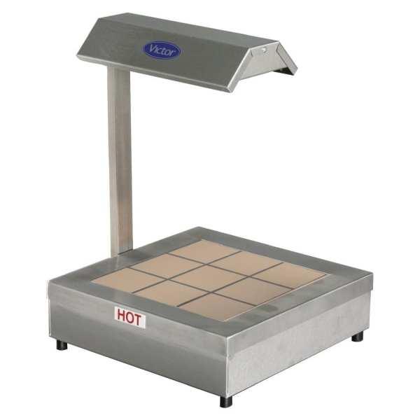 Victor Buffet Topper - Tiled Top & Gantry (Direct)-0
