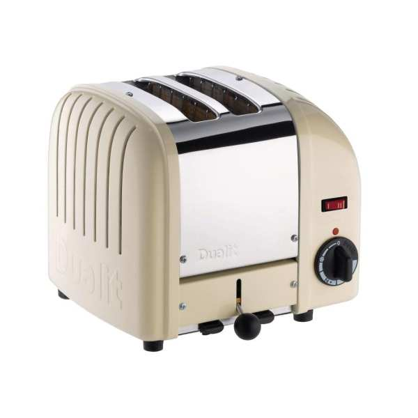 Dualit 2 Slice Vario Toaster Utility Cream-0