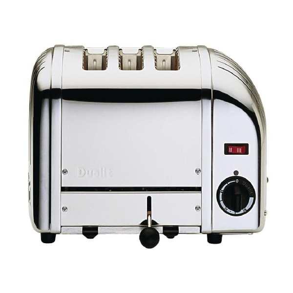 Dualit 3 Slice Vario Toaster Polished (B2B)-0