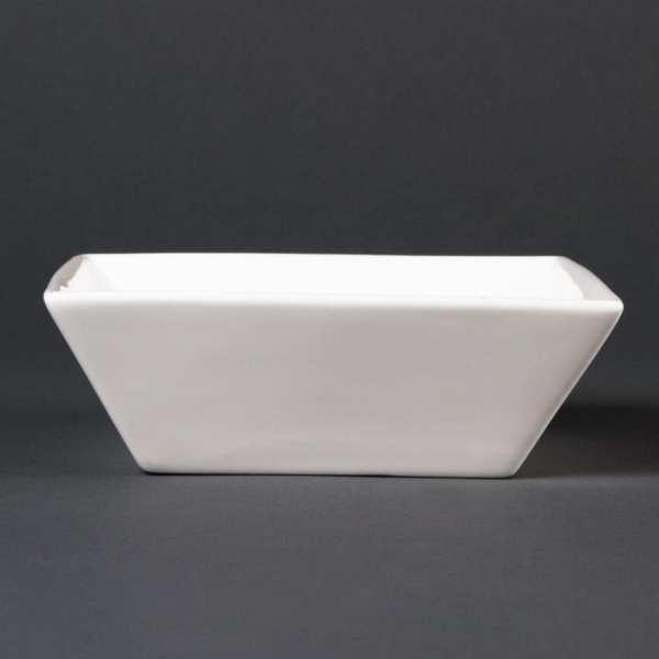 Lumina Fine China Square Cereal Bowl - 140mm 5 1/2'' (Box 6)-0