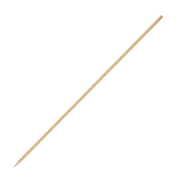 """Wooden Skewers - 180mm 7"""" (Pack 200)"""