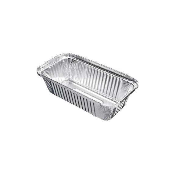 Rectangular Foil Container - 688ml 200x109mm (Pack 500)-0