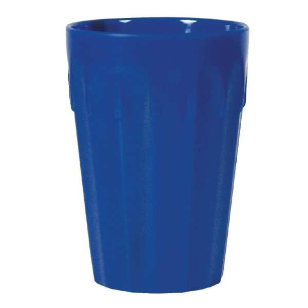Kristallon Polycarbonate Tumbler Blue - 142ml 5oz (Box 12)-0