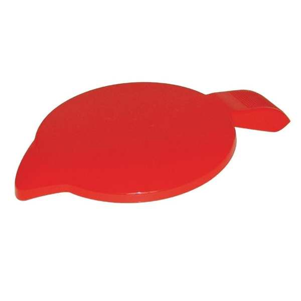 Kristallon Polycarbonate Lid for Jug Red (Box 1)-0