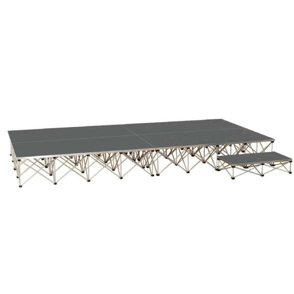 Ultralight Staging with Grey Flooring Package A (Direct)-0
