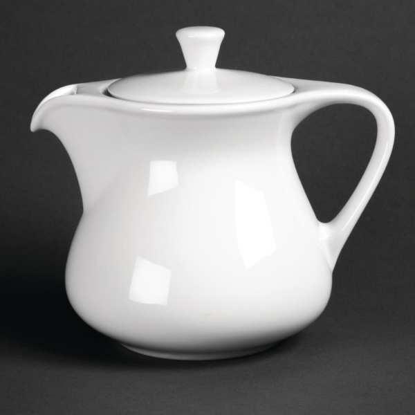 Royal Porcelain Classic Teapot White - 750ml 26oz-0