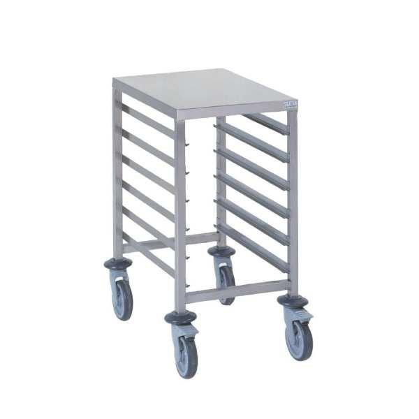 Tournus GN 1/1 Racking Trolley 7 levels-0