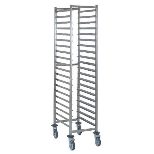 Tournus GN 1/1 Racking Trolley 20 levels-0