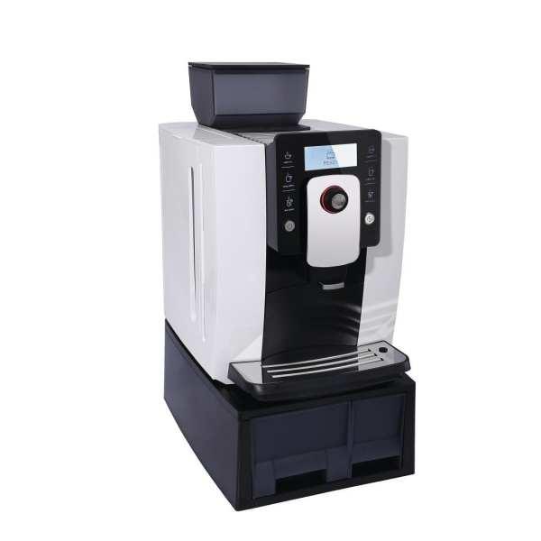Blue Ice Azzurri Classico Bean to Cup Coffee Machine White (Direct)-0