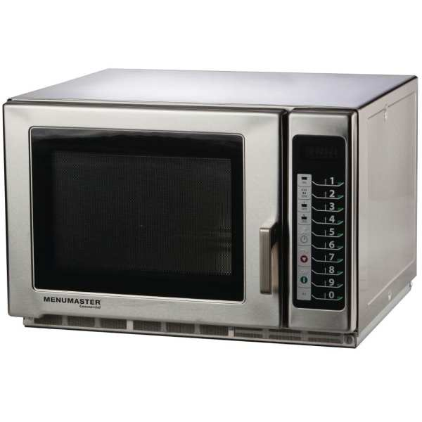 Menumaster Large Cavity Medium to Heavy Duty Microwave 1800watt (Direct)-0