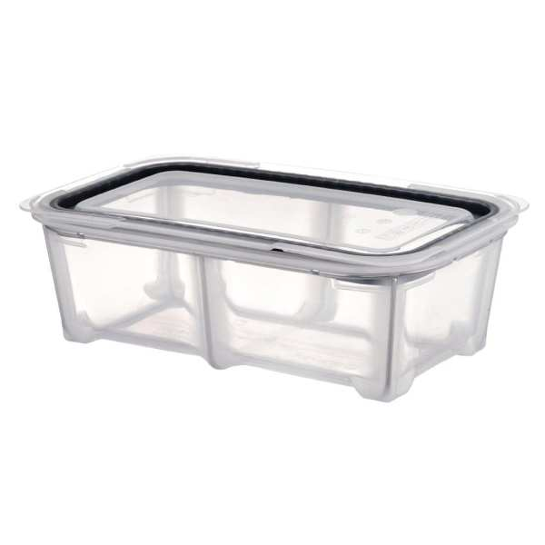Araven Silicone Container GN - 1/3 4Ltr & Airtight Lid-0