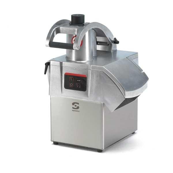Sammic CA-301 450kg/hr Veg Prep Machine no Disc 230v (Direct)-0