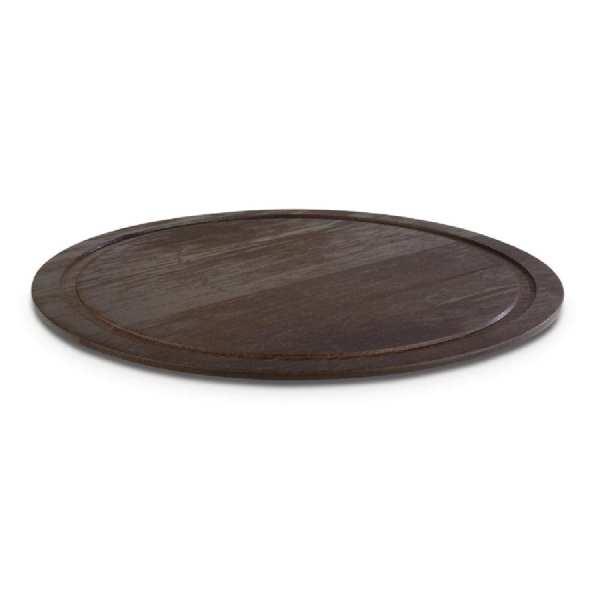 APS+ Wood Platter 385mm Oak (B2B)-0
