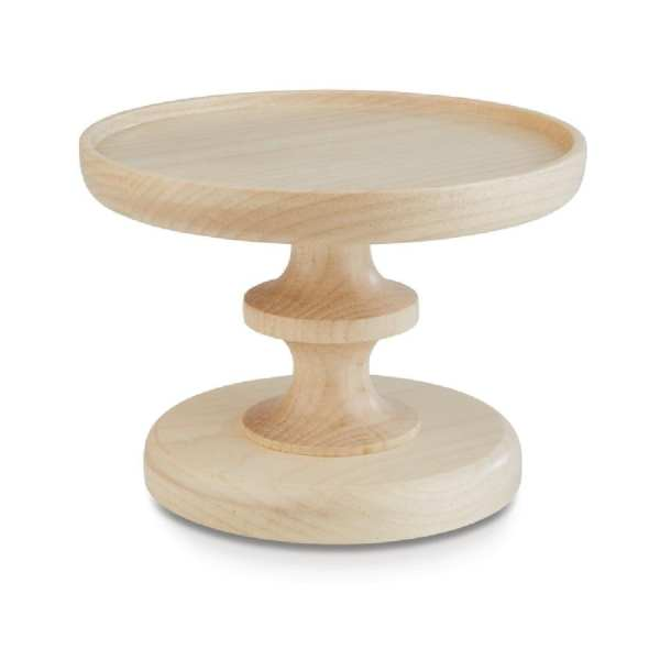 APS+ Wood Turnery Stand 150d 105h Maple (B2B)-0