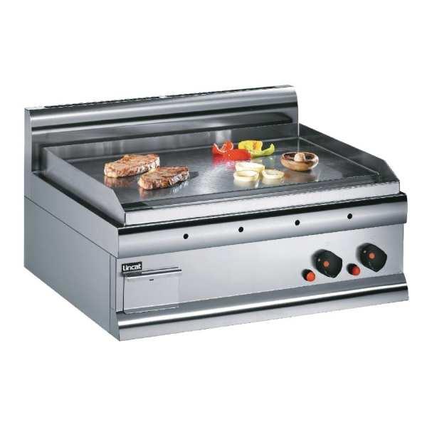 Lincat Gas Griddle - Prop Gas Steel Plated 415Hx750Wx600D 7.5kW (Direct)-0