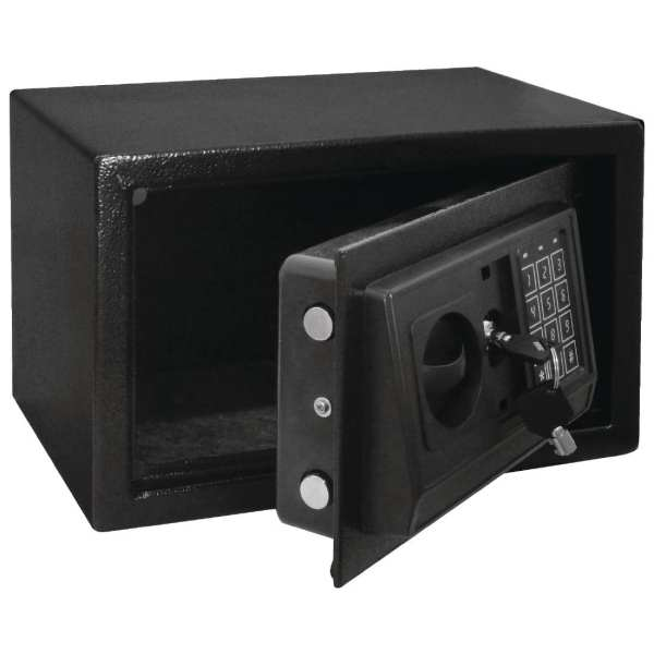 Bolero Standard Hotel Room Safe Black-0