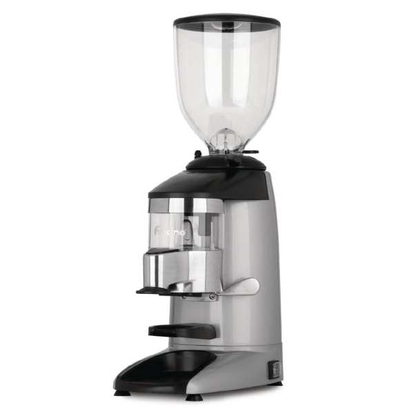 Fracino K6 Silver Professional Espresso Grinder (Direct)-0