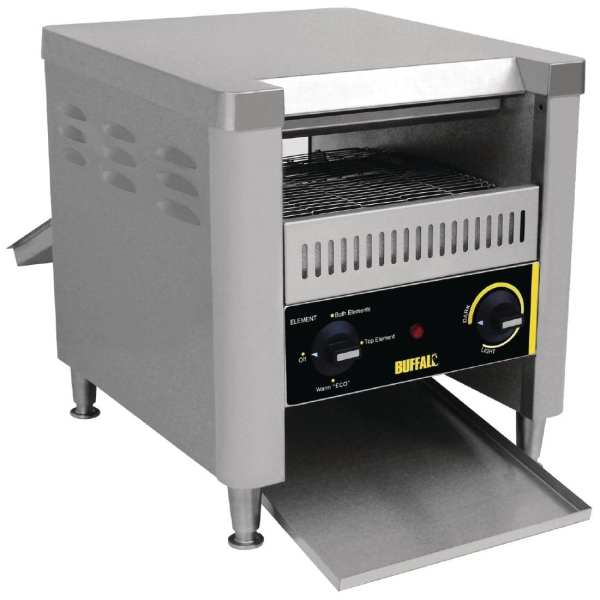 Buffalo Double Slice Conveyor Toaster-0