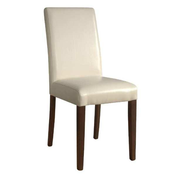 Bolero Faux Leather Dining Chair Cream (Box 2)-0